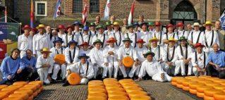 425-jarig Jubileum in 2018 Kaasdragersgilde Alkmaar